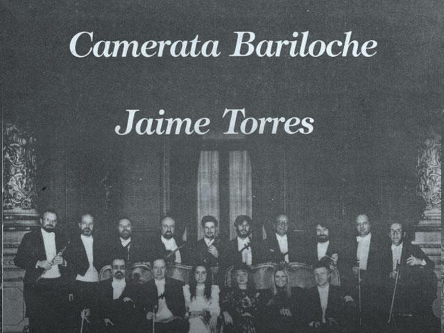 Camerata Bariloche junto a Jaime Torres